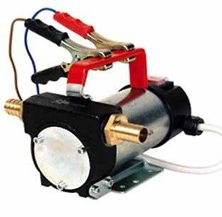 diesel transfer pump 12 volt in Home & Garden