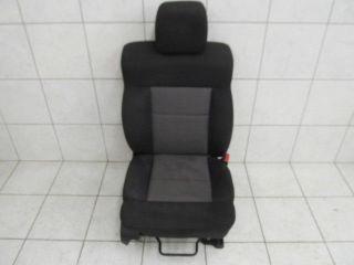 Ford F150 Truck BUCKET SEAT cloth power trim two tone seat head rest
