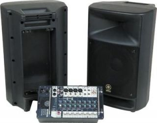 Yamaha Stagepas500 Portable PA System   Dual 250W Class D Amps