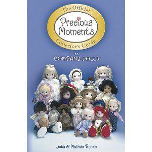 PRECIOUS MOMENTS DOLLS PRICE GUIDE COLLECTORS BOOK Pictures & Values