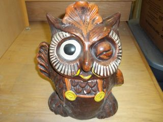 shawnee owl cookie jar in Collectibles