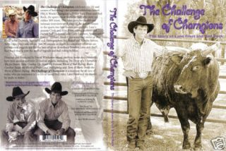 DVD Lane Frost Challenge Champions Bullriding Red Rock Rodeo PBR NFR