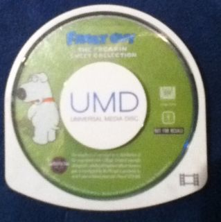 Psp Movie Family Guy The Freakin Sweet Collection UMD