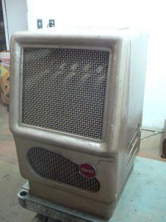 Hunt HV2555U3 Propane LP Gas Heater, 25000 BTU, Nice Vintage Look