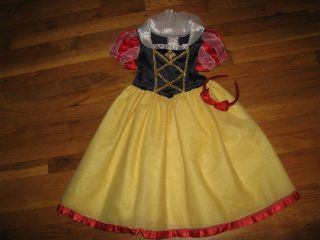Disney Princess SNOW WHITE costume in XS (4/5) & matching headband