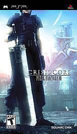 Core Final Fantasy VII Favorites PSP (Playstation Portable) New