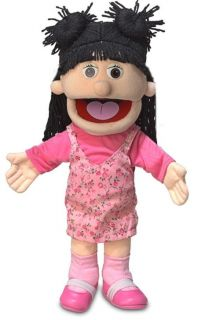 14 Pro Puppets/Full Body Hand Puppet Susie