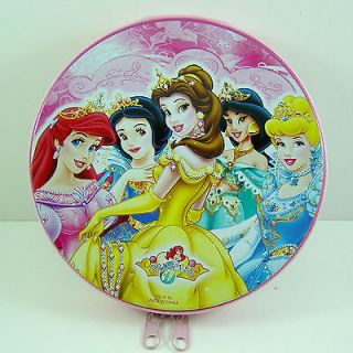 Princess Snow White 20pcs CD VCD DVD PSP UMD Tin Storage Case Holder