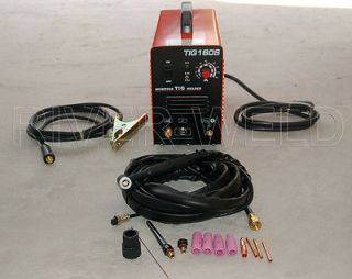 TIG160S DC Inverter TIG welding Machine TIG welder