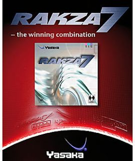 Yasaka Rakza7 Rakza 7 Rubber Table Tennis Racket blade