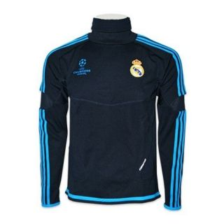 New XXL Mens Adidas REAL MADRID UCL Training Soccer Track Top Jersey