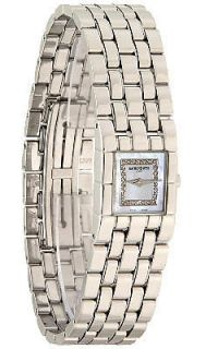 Raymond Weil Tema Series Ladies Mop Diamond Swiss Quartz Watch 5896 ST