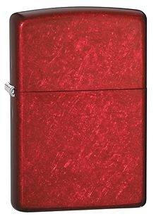 NEW ZIPPO LIGHTER 21063 CLASSIC CANDY APPLE RED USA MADE SALE