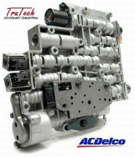 ACDelco 4L60E TRANSMISSION 96 02 VALVE BODY HEAVY DUTY HIGH
