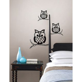 Give a Hoot Removable Wall Decals Sticker Wall Pops