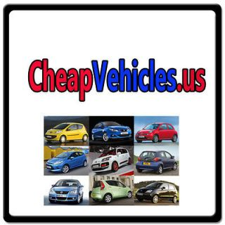 WEB DOMAIN FOR SALE/USED AUTO MARKET/CAR/TRUCK/MINIVANS/SPORTS
