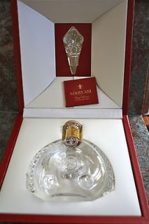 LOUIS XIII REMY MARTIN GRANDE CHAMPAGNE COGNAC CRYSTAL BACCARAT