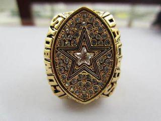 DALLAS COWBOYS Super Bowl Ring Championship Football NFL Ring size 11