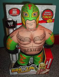 Newly listed WWE BRAWLIN BUDDIES REY MYSTERIO PLUSH FIGURE NEW HOT TOY