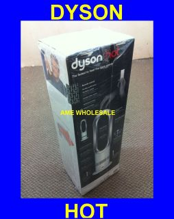 NEW DYSON HOT Tower FAN Heater AM04 Pedestal Room Space Heater