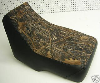 Suzuki 500 quadrunner camo seat cover other patterns