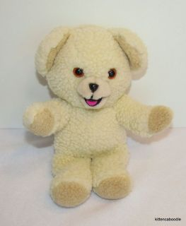 Snuggle Teddy Bear Lever Brothers Fabric Softener 1986 Russ Berrie 11