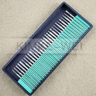 30 Diamond Burrs For Dremel Rotary Tool Drill Bit NEW