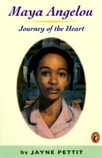 Maya Angelou Journey of the Heart by Jayne Pettit 1998, Paperback