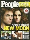 Robert Pattinson Kristen Stewart New Moon November 2009 People