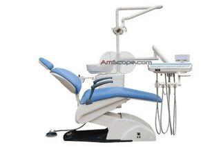 Dental Chair Complete Package   Color V30 Light Blue FDA Approval US