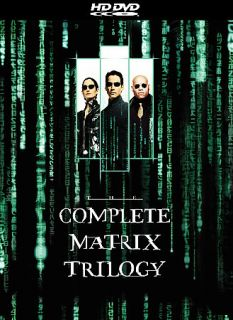 The Complete Matrix Trilogy HD DVD, 2007, 3 Disc Set