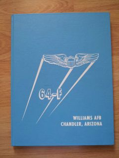 Class 64 F Williams AFB Chandler Arizona Air Force Base Air Training