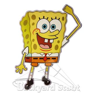 NEW Spongebob Squarepants Wall Sticker Decals Children Room Decoration