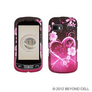 SKIN PLASTIC CASE COVER FOR LG Rumor Reflex SPRINT Boost Mobile