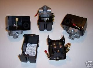 Pressure Switches & Valves
