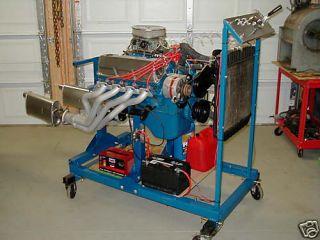 ford 302 5 0 chevy chrysler engine test stand plans. Black Bedroom Furniture Sets. Home Design Ideas