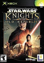 Star Wars Knights of the Old Republic Xbox, 2003