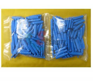 200pcs Crimp B Wire Gel Filled Bean Type Connectors New In a Bag