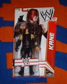 WWE Mattel Basic Series 23 Kane Figure #66 WWF Wrestling Team Hell No