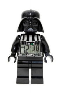 Lego Star Wars Darth Vader Digital Clock