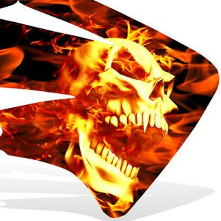 80 100 All Year Graphics KIt Decal Mx Sticker GHOST RIDER flame fire