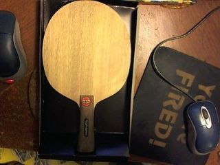 Rare Butterfly Topspin table tennis blade