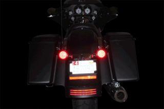 FLHX STREET GLIDE 2010 UP (Fits 2010 Harley Davidson Street Glide