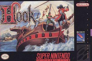 Hook Super Nintendo, 1991