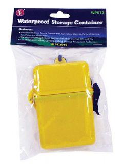 Waterproof Container Cell Phone Cigarette Money Canoe Kayak Raft
