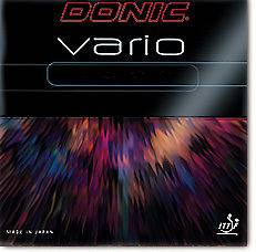 Donic Vario Rubber Table Tennis Flat OFF Ping Pong NEW