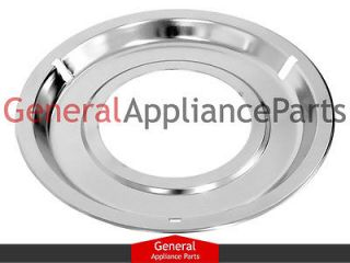 Frigidaire Kenmore Gibson Tappan Stove Range Cooktop 6 Chrome Burner
