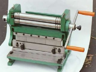 30 Shear Brake Slip Roll Combo Sheet Metal Machine New