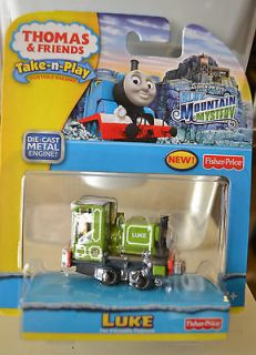 thomas and friends luke in Games, Toys & Train Sets