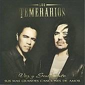 Los Temerarios Voz Y Sentimiento Sus Mas Grandes Canciones De Am CD
